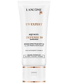 UV Expert Aquagel Defense 50 Sunscreen, 1 oz.