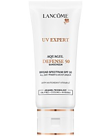 Lancôme UV Expert Aquagel Defense 50 Sunscreen, 1 oz.