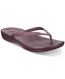 Iqushion Flip-Flop Sandals