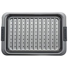"Advanced 10"" x 15"" 2-Pc. Crisper Pan Set"