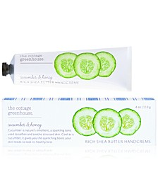 Cucumber & Honey Handcreme, 4-oz.