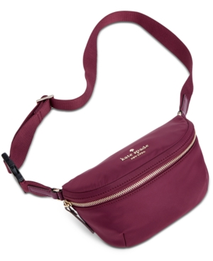 8f25bee0d71 Kate Spade New York Betty Small Belt Bag in Sangria