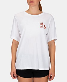 Hurley Juniors' Take It Easy Cotton T-Shirt