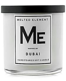 Dubai Soy Candle, 11-oz.