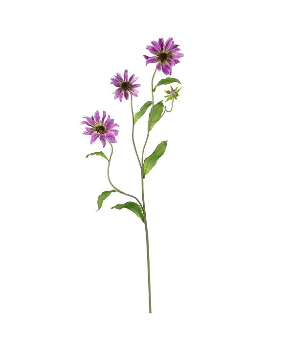 """Nearly Natural 28.5"""" Cosmo Stem, Set of 12"""