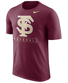 Nike Men's Florida State Seminoles Team Issue Baseball T-Shirt