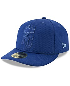 New Era Kansas City Royals Clubhouse Low Profile 59FIFTY-FITTED Cap
