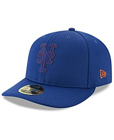 New York Mets Clubhouse Low Profile 59FIFTY-FITTED Cap