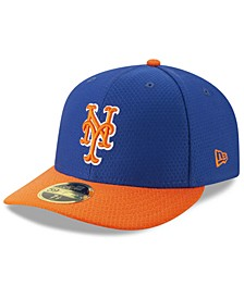 New York Mets Batting Practice Low Profile 59FIFTY-FITTED Cap