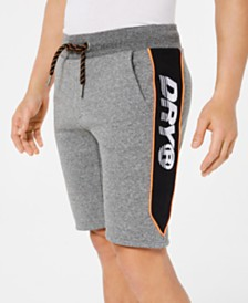 Superdry Men's Nu Lad Logo Appliqué Jogger Shorts
