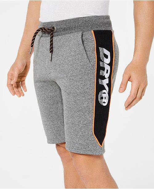 Superdry Men's Nu Lad Logo Appliqué Jogger Shorts