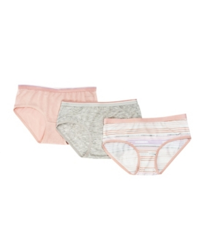 Tahari Baby Girl 3-Pack Striped Hipster