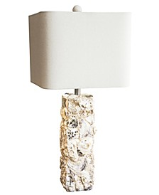 Paradise Shell Table Lamp
