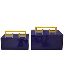 Avondale Boxes (Set of 2)