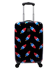 """Gallery 20"""" Hardside Carry-On Spinner Suitcase"""