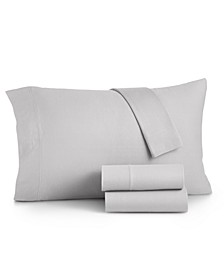 Jersey 4-Pc. King Sheet Set, Created for Macy's