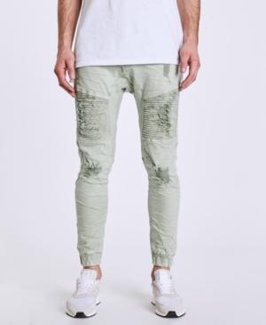 Nxp Jeans MEN'S SIGNATURE DESTROYER DROP CROTCH JEANS