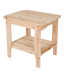 Rectangular Side Table, Large
