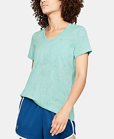 UA Tech Jacquard Top