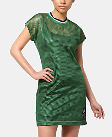 ARTISTIX Brooklyn Mesh T-Shirt Dress