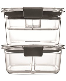Rubbermaid Lunch Salad 9-Pc. Set