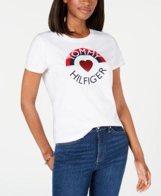 Heart Logo T-Shirt, Created for Macy's