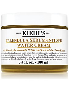 Kiehl's Since 1851 Calendula Serum-Infused Water Cream, 3.4-oz.
