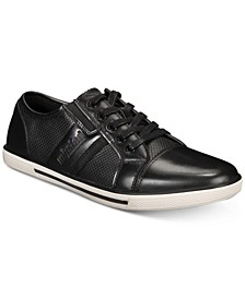 Men's Shiny Crown Sneakers