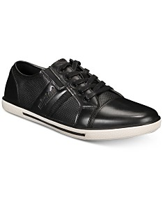 cac03db6909 Unlisted by Kenneth Cole Men's Shiny Crown Sneakers. 2 colors