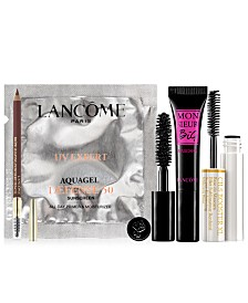 Receive a Complimentary 4pc Gift with any $75 Lancôme purchase