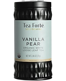 LTC Vanilla Pear White Loose-Leaf Tea