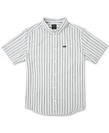 RVCA Men's Shuffle Stripe Shirt