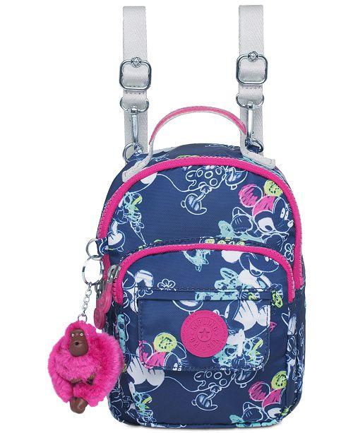 Kipling Disney® Minnie Mouse Alber Convertible Backpack