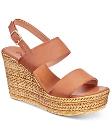 ZIGIny Soho Alexys Platform Wedge Sandals