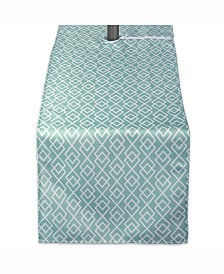 "Outdoor Table Runner with Zipper 14"" X 72"""
