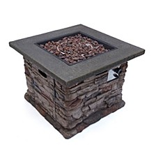 Stonewall Outdoor Fire Pit, Quick Ship