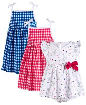 Baby Girls Printed Sundress, Created for Macy's