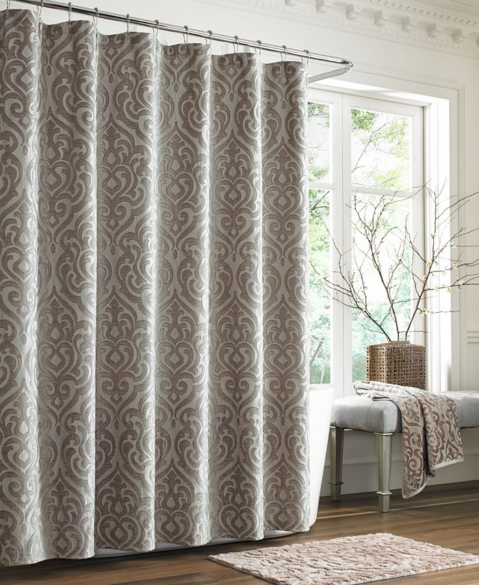 J Queen New York - Sicily Pearl Shower Curtain