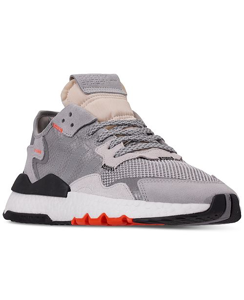 adidas adidas Men's Originals Nite Jogger Running Sneakers from Finish Line
