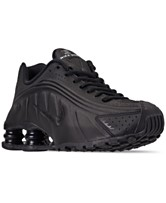 84038ed9bb0af Nike Boys  Shox R4 Casual Sneakers from Finish Line