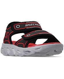 Skechers Little Boys' Hypno-Flash 3.0 Sandals from Finish Line