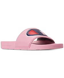Girls' IPO Slide Sandals from Finish Line
