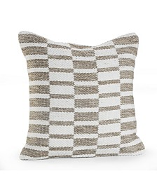 Tufted Diamond Shape Throw Pillow