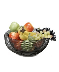 Mind Reader Medium Mesh Fruit Bowl