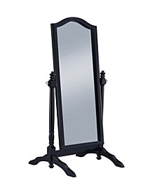 Euclid Mirror with Arched Top