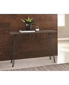 Hazleton Rectangular Console Table