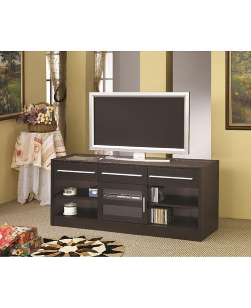 Coaster Home Furnishings Cesario Connect-it TV Console with Power Drawer-RTA