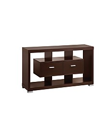 Catello 2-Drawer TV Console