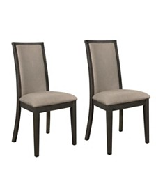 Bentley Upholstered Dining Chairs (Set of 2)