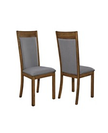 Benito Upholstered Side Chairs (Set of 2)